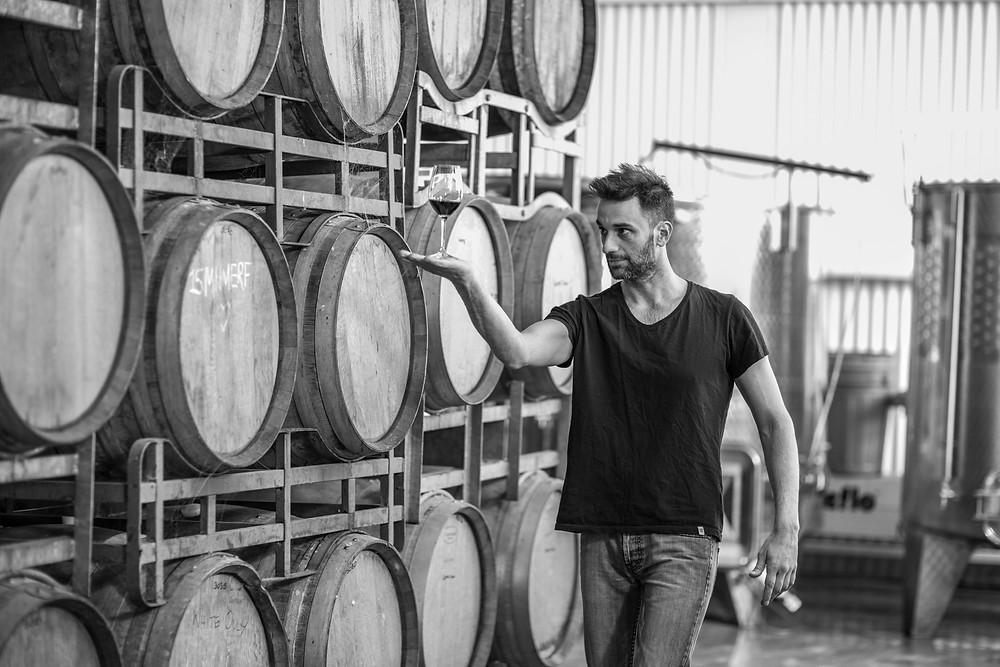 James-Paul Marin / Enfant Terrible Winemaker