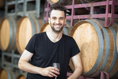 James-Paul Marin / Enfant Terrible Winemaker