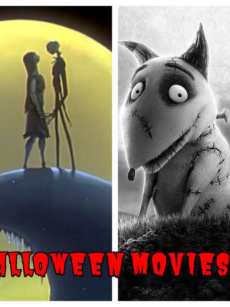 Disney Halloween Movies We Love To Watch!