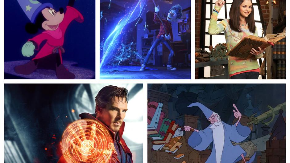 10 Favorite Disney Magic Users