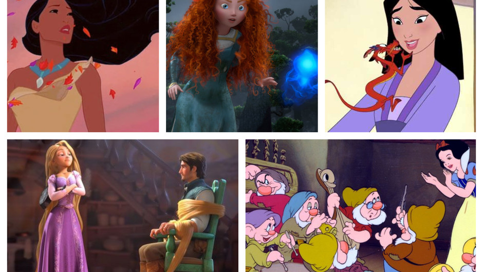 The Disney Princess Films From Worst To Best