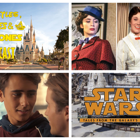 The CCC Podcast Episode #054 - Our Favorite Live Action Musicals
