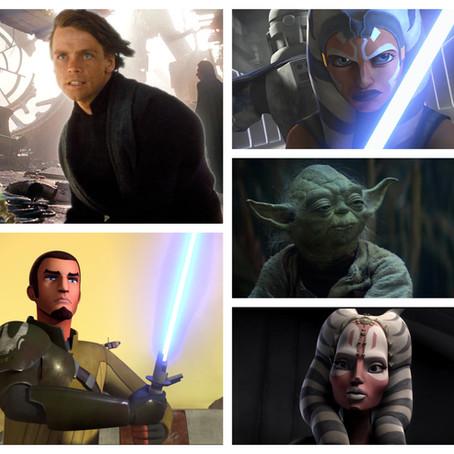10 of our Favorite Jedi