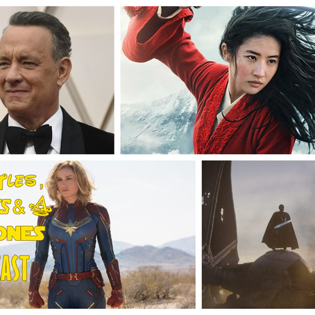 The CCC Podcast Episode #062 - Mulan coming to Disney+ and More