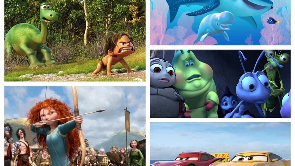 5 Under Appreciated Pixar Films