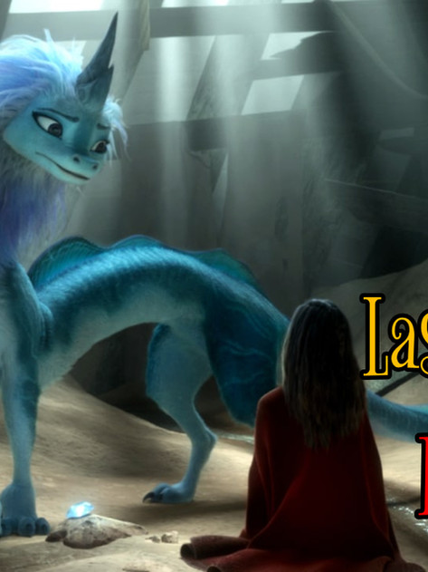 REACTION VIDEO: Raya And The Last Dragon