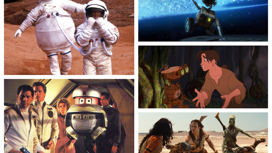 5 of our Favorite Non-Star Wars Disney Space Movies