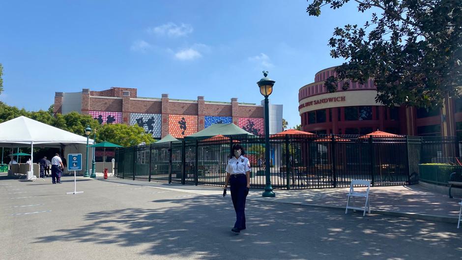 TRIP REPORT: Downtown Disney - July 25, 2020