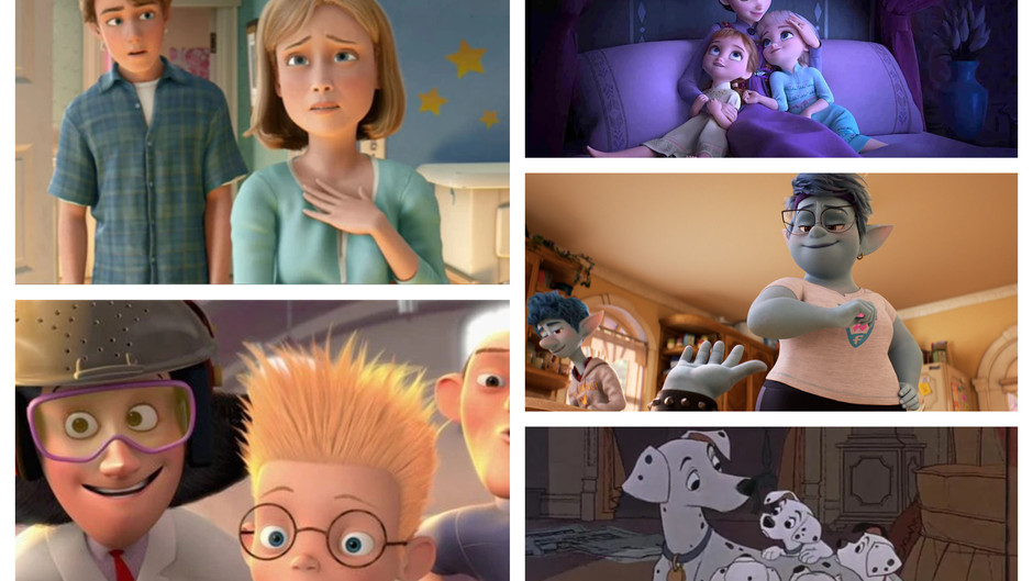 Happy Mother's Day! 10 of our Favorite Disney Moms!