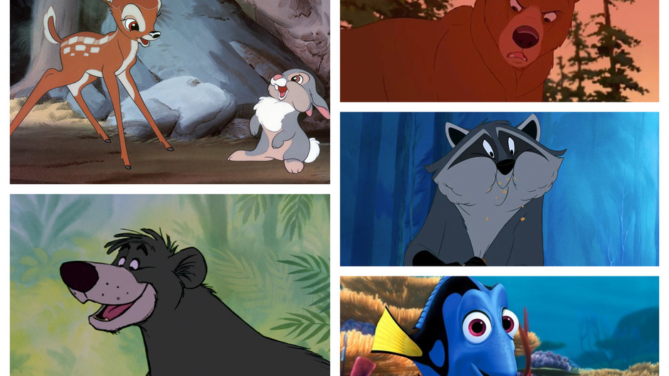 Happy 50th Anniversary, Earth Day! My 10 Favorite Disney Wild Animal Characters