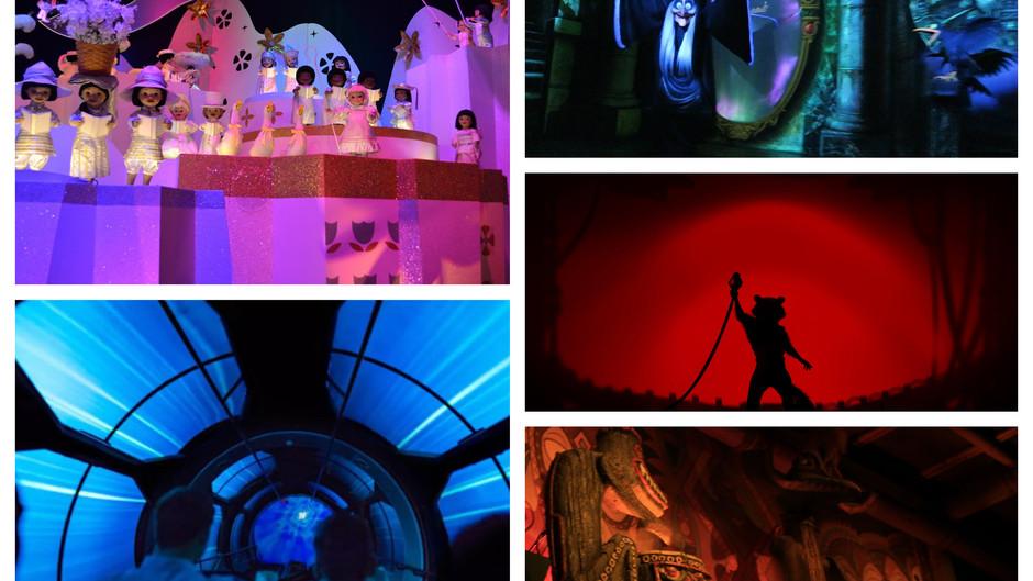 Top 10 Disneyland Resort Attraction Moments