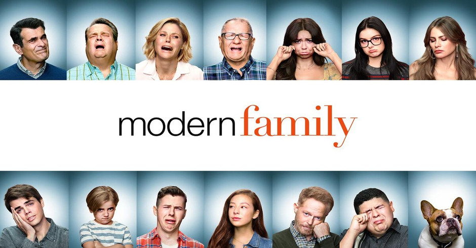 A Tribute To An American Family: Modern Family