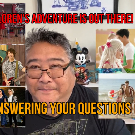 VLOG: Loren's Adventure Is Out There Episode 005 - Anwering All Your Questions