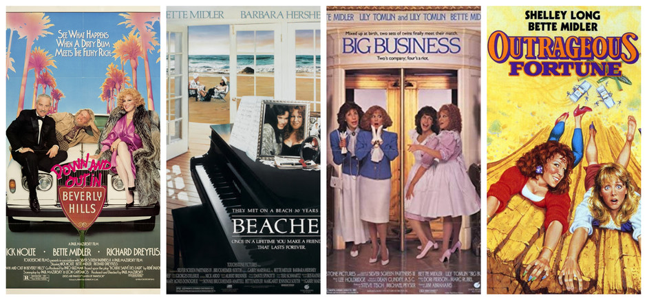 Bette Midler's Touchstone Films From Worst To Best