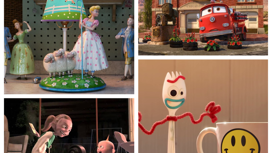 8 Non-Theatrical Pixar Shorts To Watch