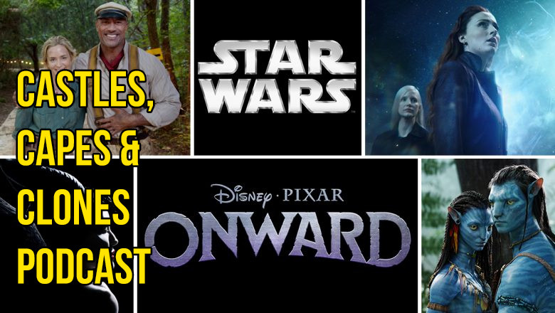 The CCC Podcast Episode #013 - Aladdin, Spider-Man Far From Home & Disney Movie Schedule