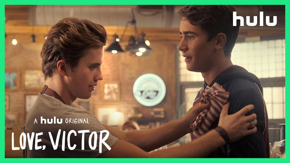 """Hulu Releases Trailer for """"Love, Victor"""""""