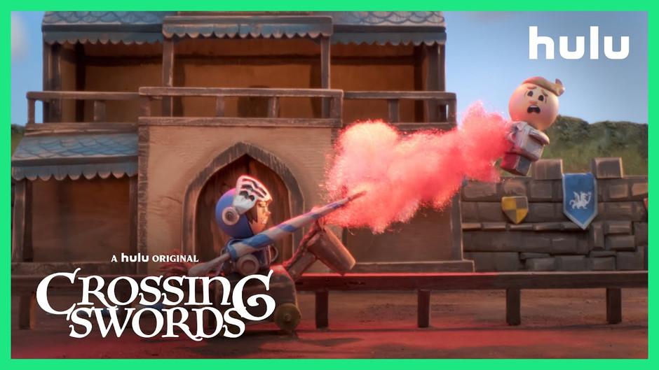 REVIEW: Crossing Swords