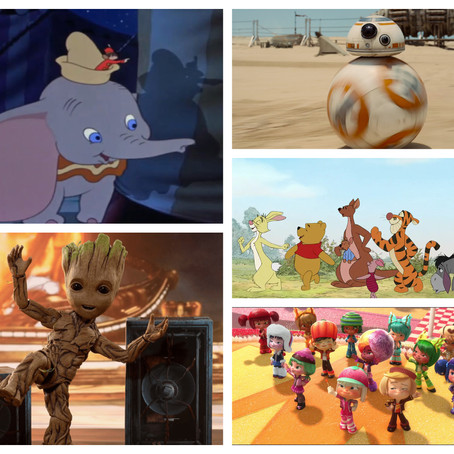 10 of the Cutest Disney Characters