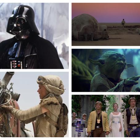 10 Favorite Star Wars Score Pieces
