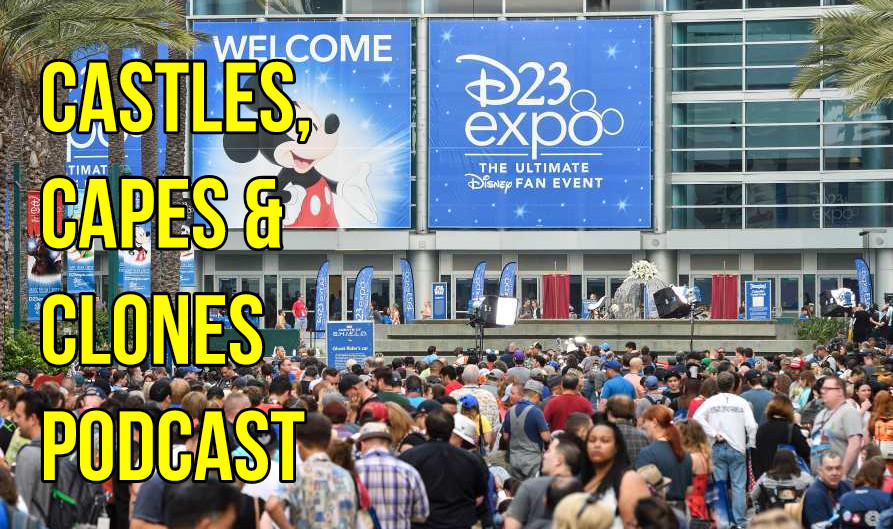 The CCC Podcast Episode #020 - Surviving The D23 Expo