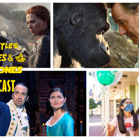 The CCC Podcast Episode #059 - Hamilton Breaks Disney+ And More!
