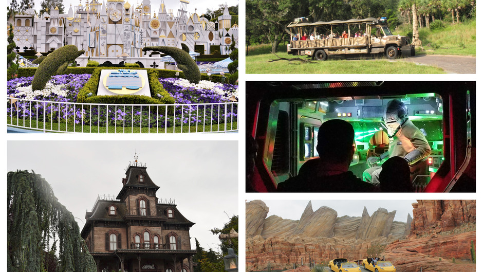 10 of our Favorite Attractions Around The World