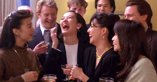 LOOK BACK: The Joy Luck Club at 25
