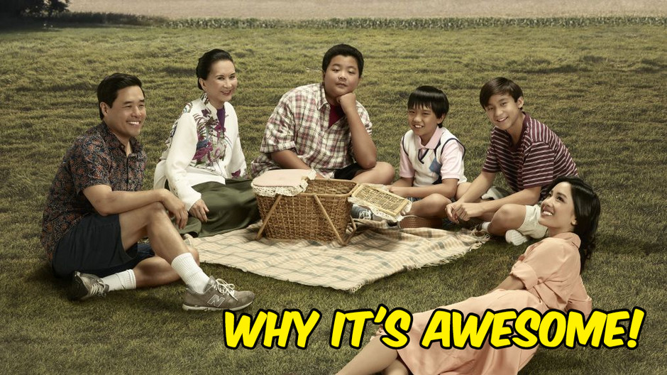 WHY IT'S AWESOME: Fresh Off The Boat