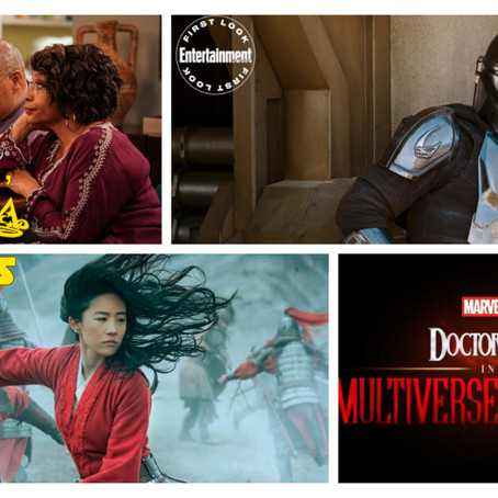 The CCC Podcast Episode #067 - Mulan, Mandalorian, Doctor Strange and More!