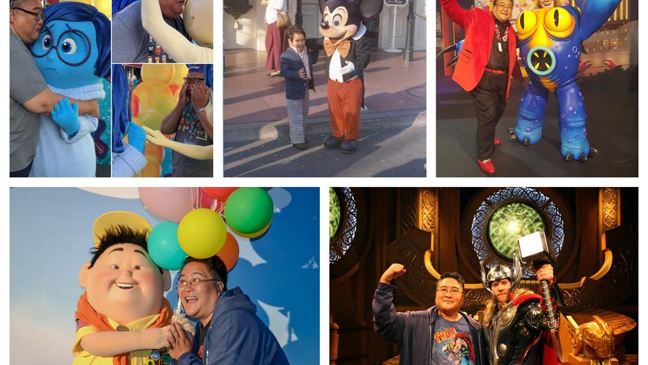 5 Most Memorable Disney Parks Character Meets