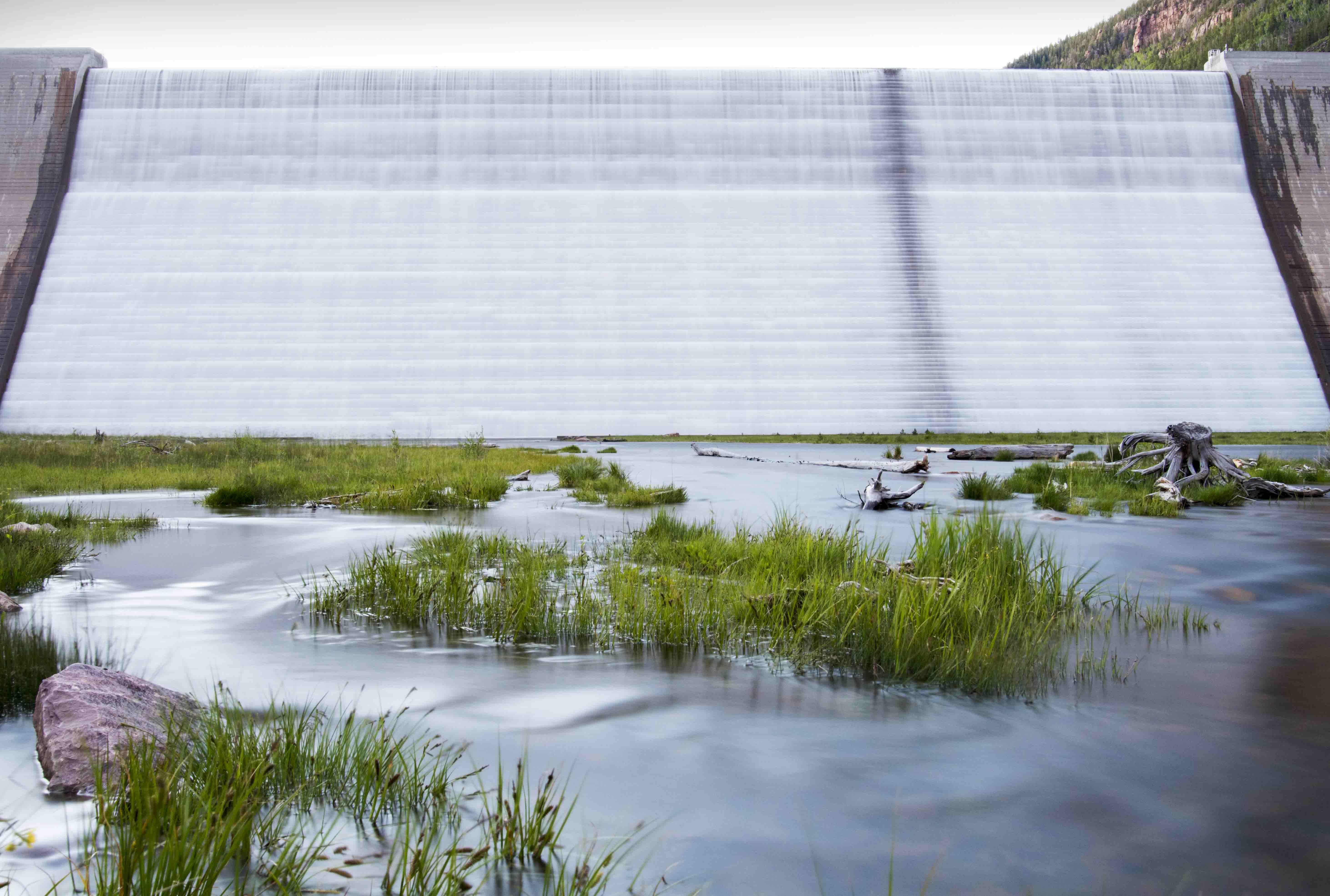 Upper Stillwater Spillway