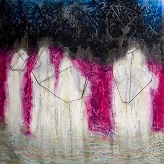 Two Groups and One Solitary Figure