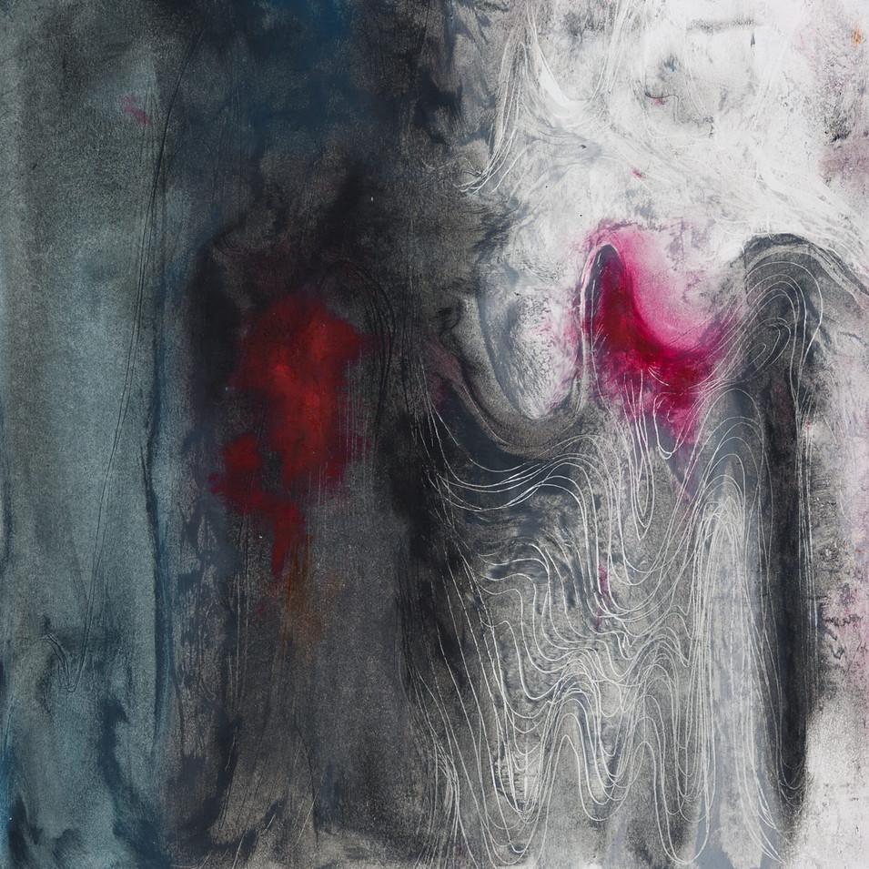 Mourning and Melancholia VII (after Freud)