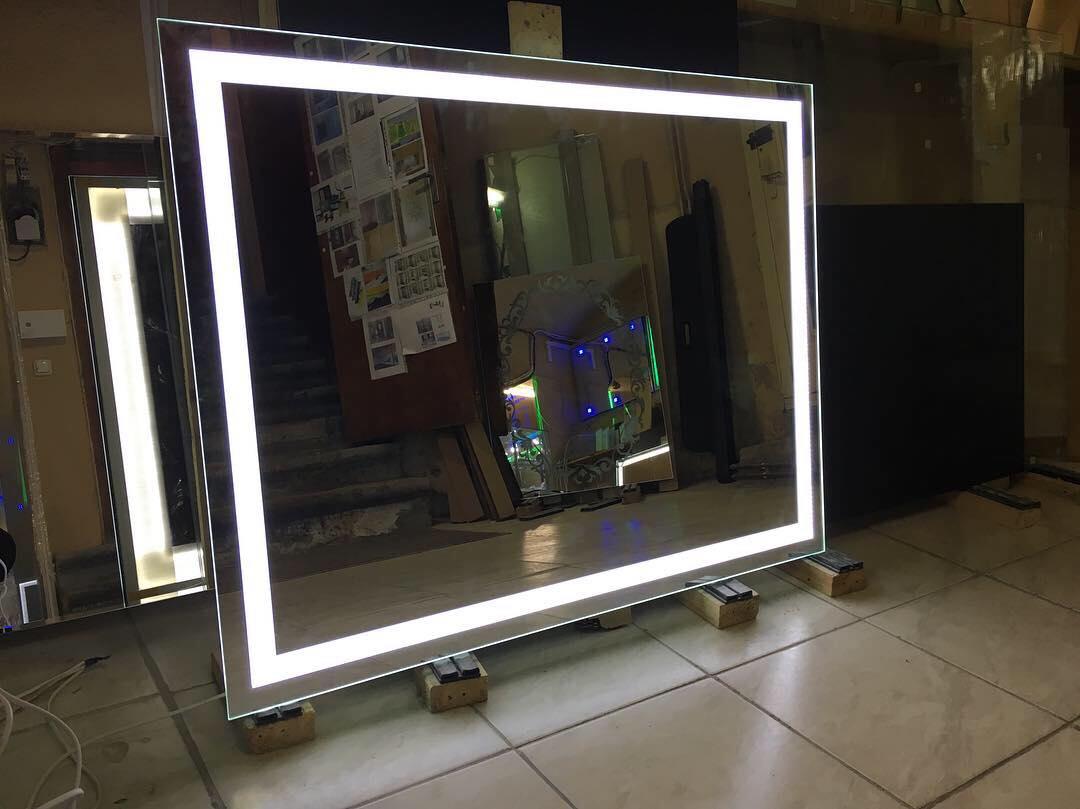 LED Spogulis