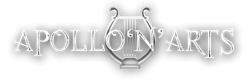 APOLLONARTS LOGO_FINAL_CHROME