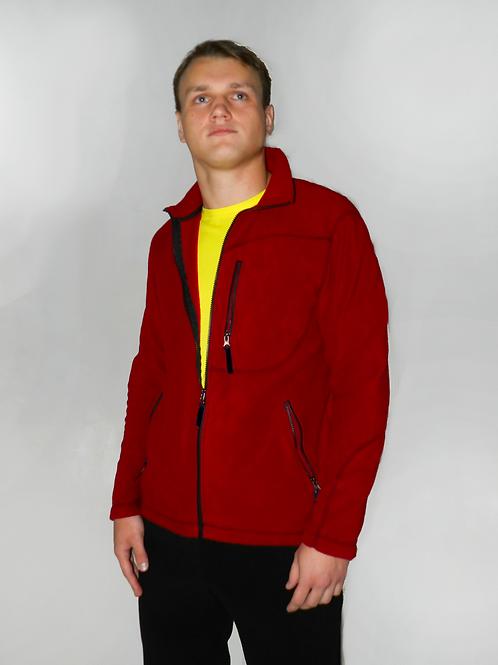 Куртка мужская из флиса