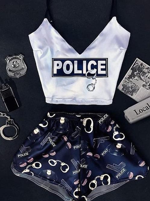 Пижама с сублимацией