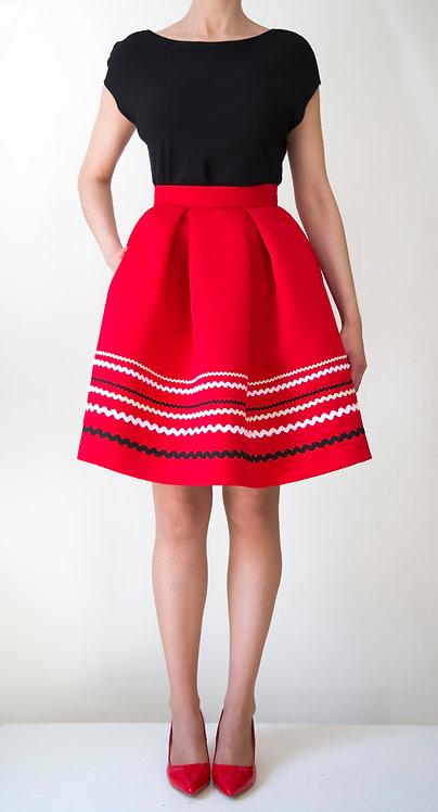 POXPOP.LINA 02 gona/falda/skirt