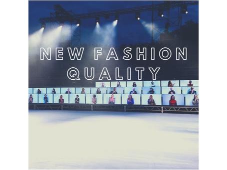 Nowa jakość pokazów mody: Balmain