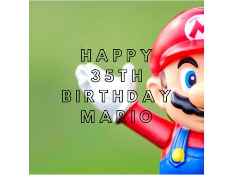 Super Mario: 35 lat przygód małego hydraulika