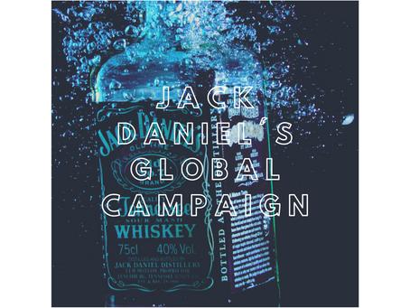 Pierwsza, globalna kampania reklamowa marki Jack Daniel's