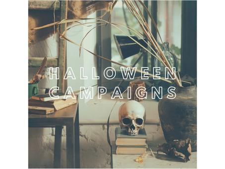 Halloween: najlepsze kampanie i ambienty, które inspirują