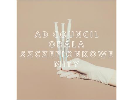 Ad Council obala szczepionkowe mity