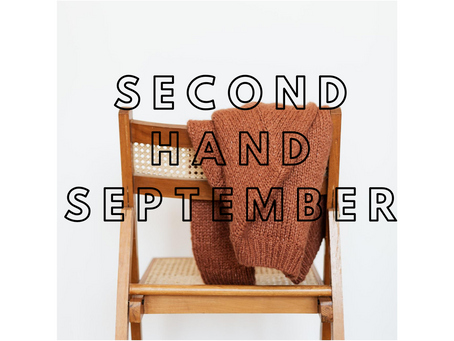 Second hand september is on!