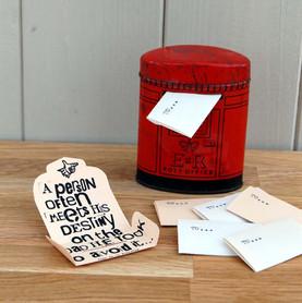 Tender Tokens Mini paper tender quote