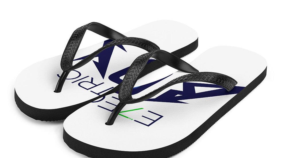 e7ectric Body Flip-Flops