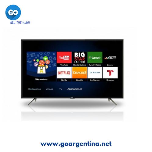 TCL SMART TV TV LED 50 PULG