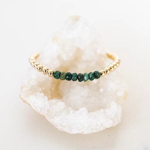 Hope Bracelet Emerald