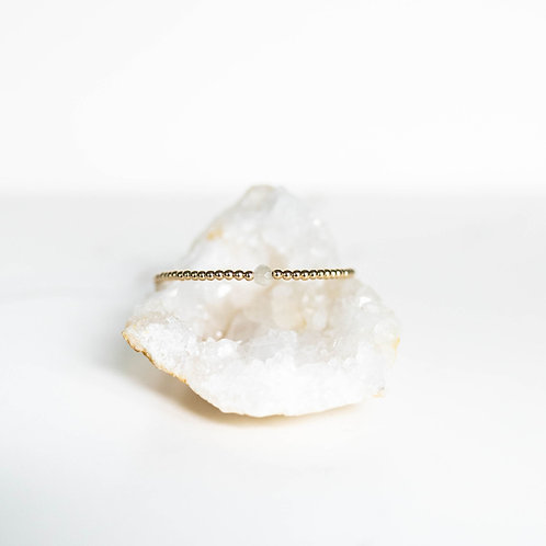 Hope Single Gemstone Bracelet Moonstone